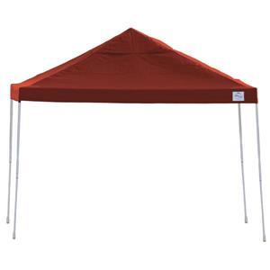 ShelterLogic Pop-Up Canopy HD® Straight Leg - 12-ft x 12-ft - Red