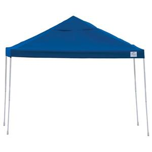 ShelterLogic Pop-Up Canopy HD® Straight Leg - 12-ft x 12-ft - Blue