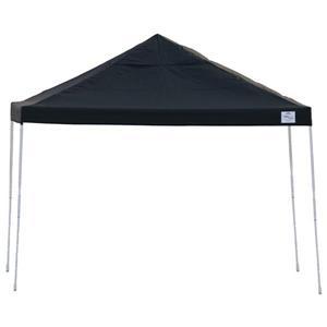 ShelterLogic Pop-Up Canopy HD® Straight Leg - 12-ft x 12-ft - Black
