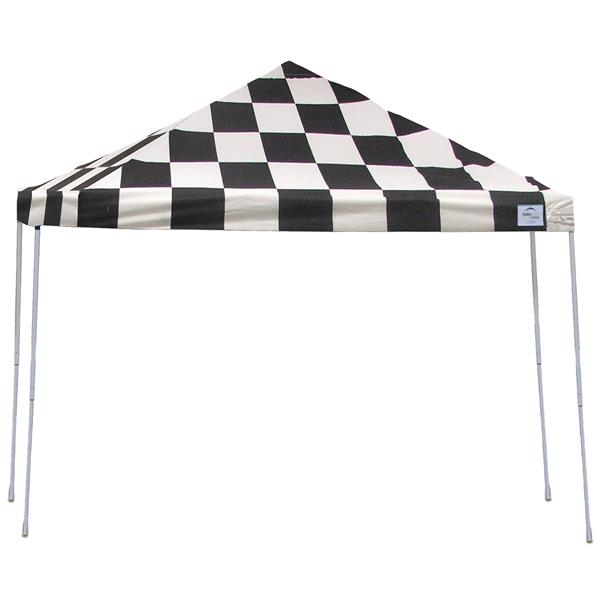 ShelterLogic Pop-Up Canopy HD® Straight Leg - 12-ft x 12-ft - Checkered