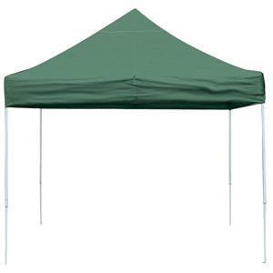 ShelterLogic Pop-Up Canopy HD® Straight Leg - 10-ft x 10-ft - Green