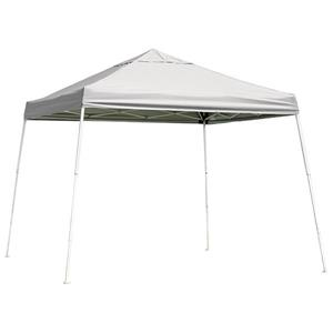 Pop-Up Canopy HD® Slant Leg - 12' x 12' - Bronze