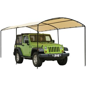 ShelterLogic Monarc Canopy™ 16-ft Tan Canopy