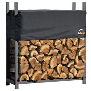 Shelter Logic Ultra-Duty Covered Firewood Rack