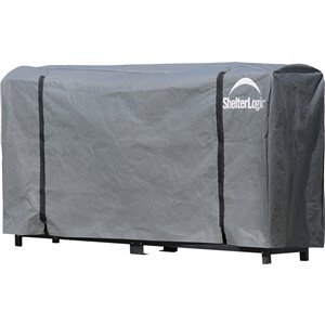 Shelter Logic Firewood Rack Cover