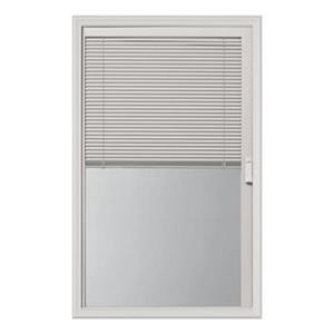 ODL Canada Encased Mini Blinds With Glass Pane.