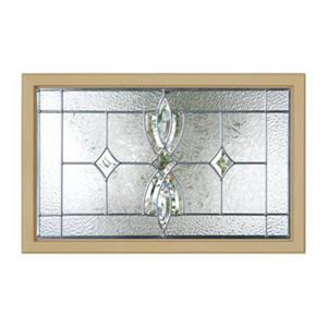 ODL Canada Laurel Decorative Entry Door Glass.