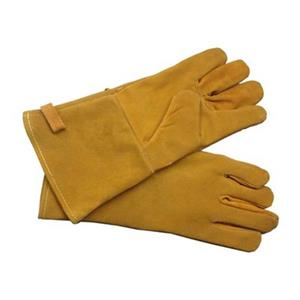 Pleasant Hearth Leather Fireplace Gloves