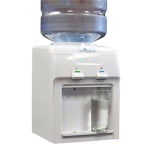 "Vitapur Countertop Cold Water Dispenser - 15"" - White"