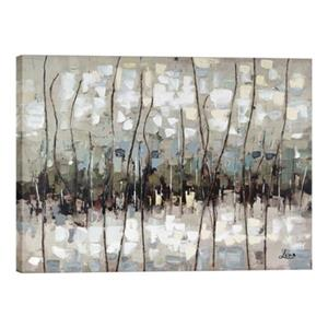 ArtMaison Canada Abstract 30-in x 40-in Canvas Art