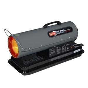 Dyna-Glo Delux 50,000 BTU Grey Kerosene Forced Air Heater