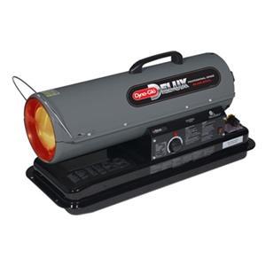 Dyna-Glo Delux 80,000 BTU Grey Kerosene Forced Air Heater