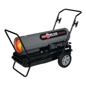 Dyna-Glo Delux 140,000/180,000 BTU Grey Kerosene Forced Air Heater