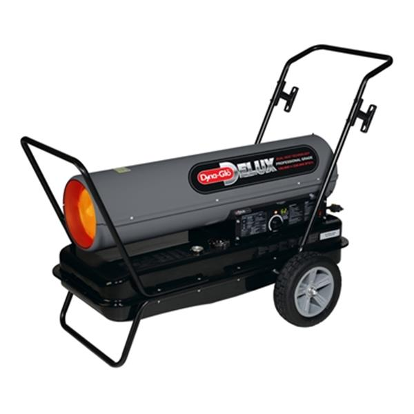Dyna-Glo Delux 180,000/220,000 BTU Grey Kerosene Forced Air Heater
