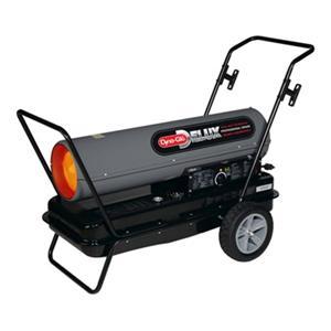Dyna-Glo Delux 180,000/220,000 BTU Grey Kerosene Forced Air Heater