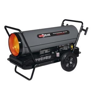 Dyna-Glo Delux 400,000 BTU Grey Kerosene Forced Air Heater