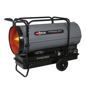 Dyna-Glo Delux 650,000 BTU Grey Kerosene Forced Air Heater