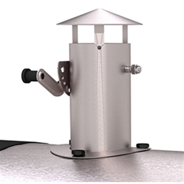 Dyno Glo Dual Chamber Extra Large Premium Charcoal Grill