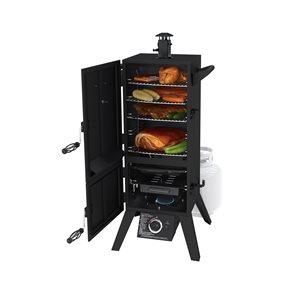 Dyna-Glo Dual-Door Liquid Propane Gas Smoker - 36