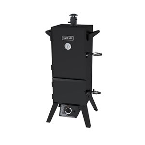 Dyna-Glo Dual-Door Liquid Propane Gas Smoker - 36