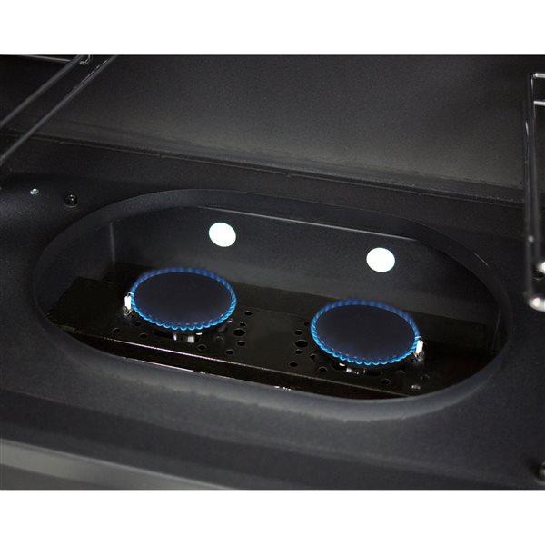 "Dyna-Glo Wide-Body Liquid Propane Gas Smoker - 36"""