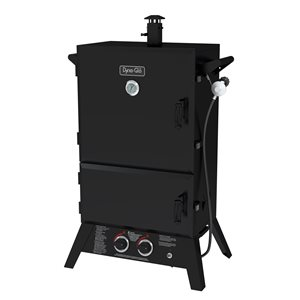 Dyna-Glo Wide-Body Liquid Propane Gas Smoker - 36""