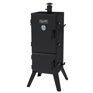 "Dyna-Glo Vertical Charcoal Smoker - 36"" - Black"