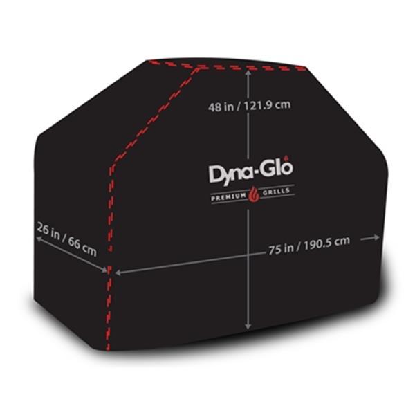 Dyna-Glo Premium 75-in Grill Cover