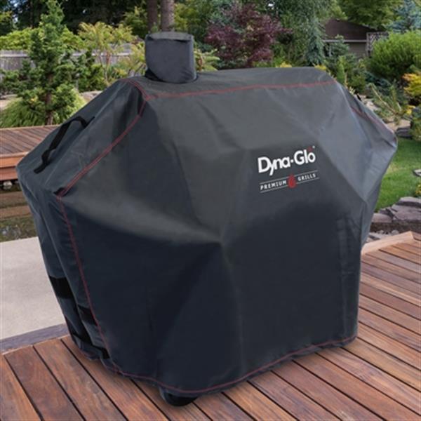 Grande housse pour barbecue au charbon Dyna-Glo, PVC
