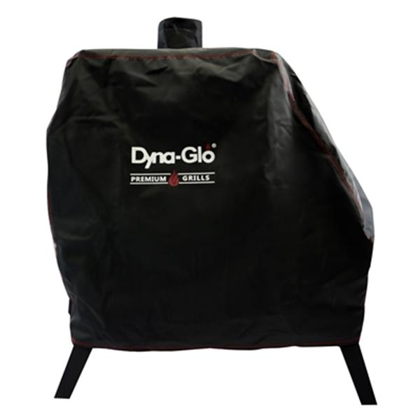 Dyna-Glo 43-in Premium Vertical Offset Charcoal Smoker Cover