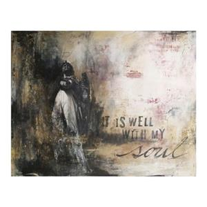 ArtMaison Canada 34-in x 46-in It Is Well With My Soul Canvas Art
