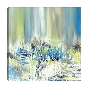 ArtMaison Canada Summer Pond Visuals 36-in x 36-in Canvas Print Art