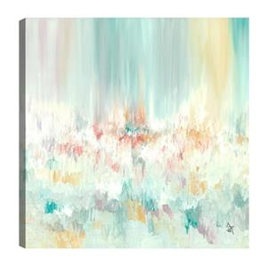 ArtMaison Canada Pleasant Feel 36-in x 36-in Canvas Print Art