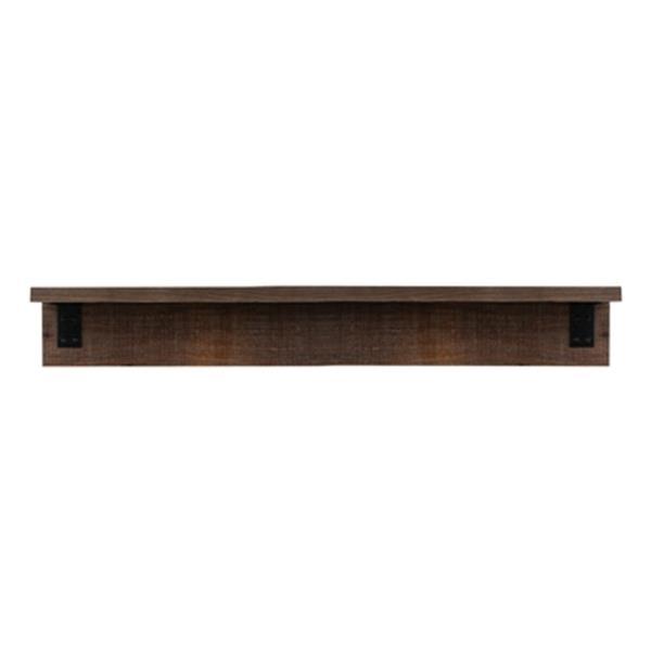 ArtMaison Canada 36-in x 6-in Wood Wall Shelf