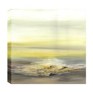 ArtMaison Canada Bright Light Abstract 30-in x 40-in Canvas Print Art