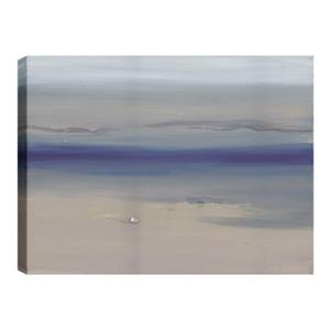 ArtMaison Canada Evening Sky Abstract 24-in x 36-in Canvas Print Art