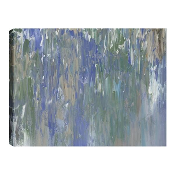 ArtMaison Canada Waterfalls Abstract 30-in x 40-in Canvas Print Art