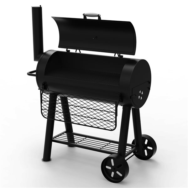 Dyna-Glo Signature Series 51-in Heavy Duty Barrel Charcoal Grill