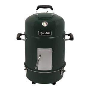 Dyna-Glo Compact Charcoal Bullet Smoker Grill - Green