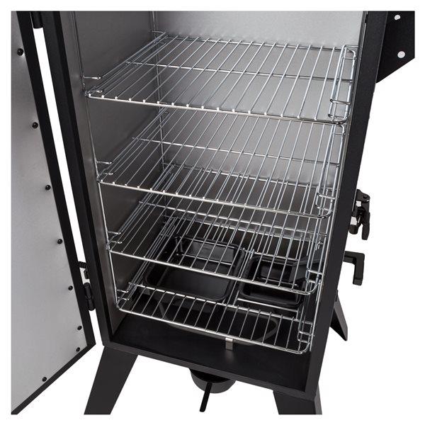 "Dyna-Glo Analogue Electric Smoker - 30"" - Black"