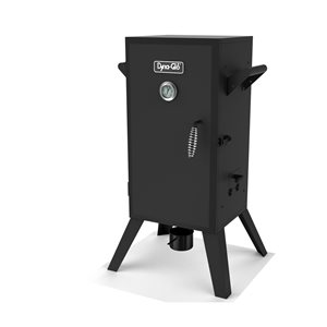 "Dyna-Glo Analogue Electric Smoker - 30"" - Black"