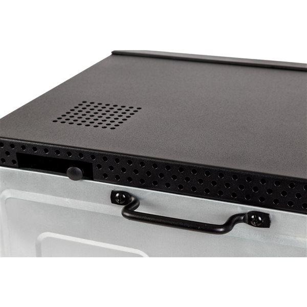"""Fumoir numérique électrique Dyna-Glo, 30"""", noir"""