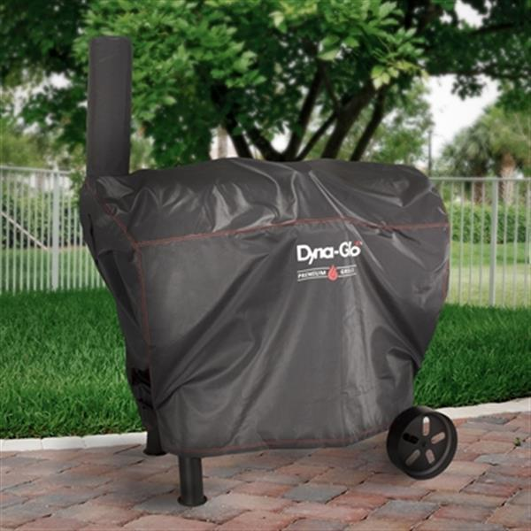 Dyna-Glo 51-in Barrel Charcoal Grill Cover