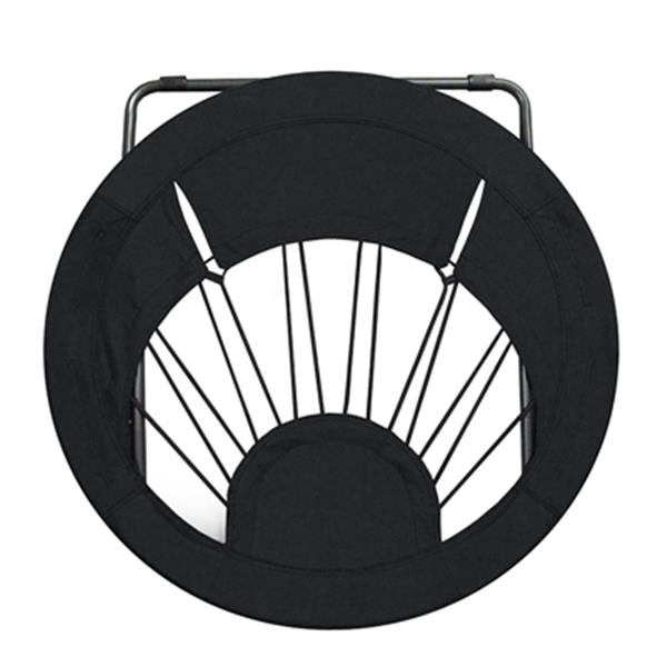Impact Canopies Canada 32-in x 27-in Black Round Elastic Bungee Chair