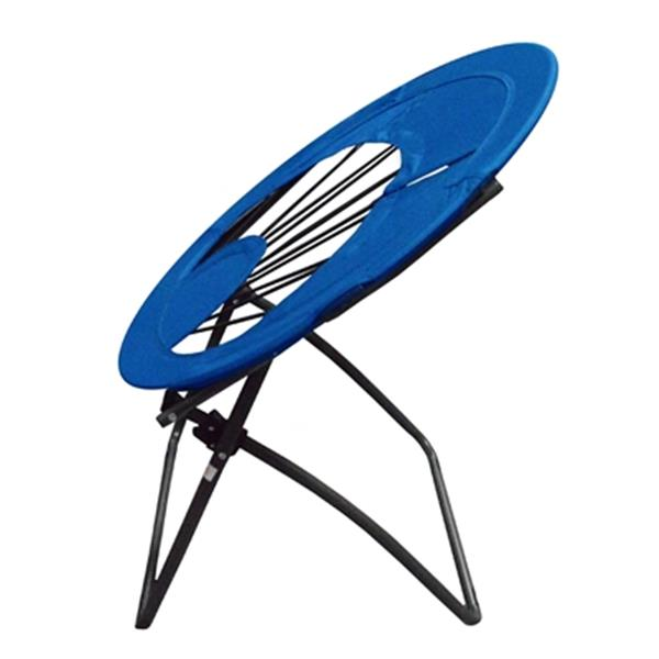 Impact Canopies Canada 32-in x 27-in Light Blue Round Elastic Bungee Chair