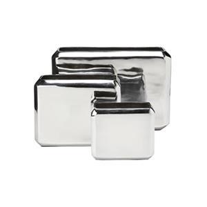 Home Gear Aluminum Anaheim Vase (Set of 3)