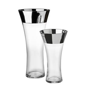 Home Gear Glass Juniper Vase (Set of 2)