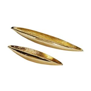 Home Gear Gold Citadel Boat Set Of 2