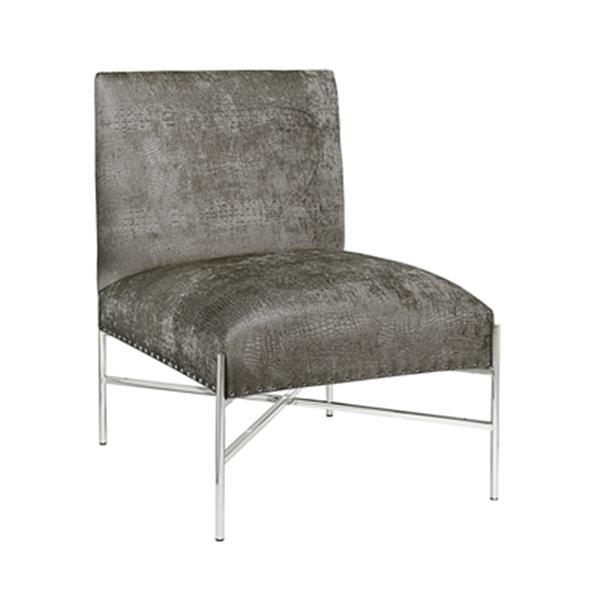 Home Gear Riley Velvet Chair
