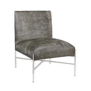 Home Gear Riley Velvet Chair